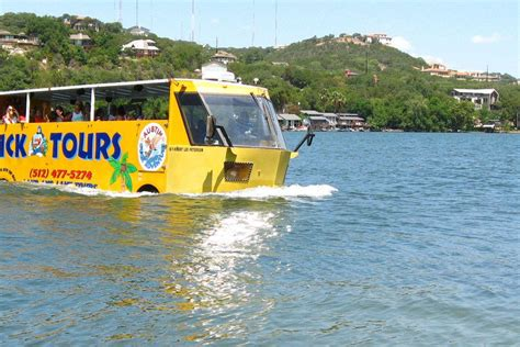 duck boat tours in austin texas austin attractions and activities attraction reviews by