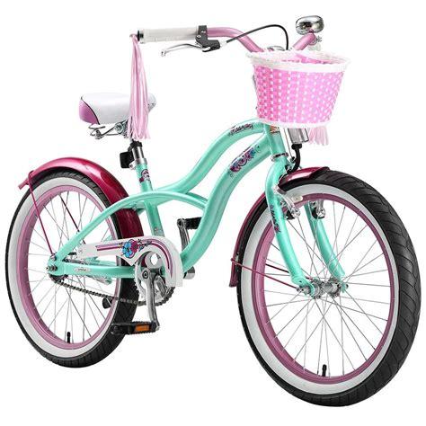 Kinderfahrrad 16 Zoll Günstig 354 by Kinderfahrrad Bikestar 20 Zoll Deluxe Cruiser Spielzeug