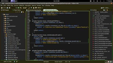 eclipse themes python eclipse programmierumgebung dunkel machen