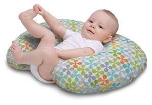 boppy pillow with slipcover sports