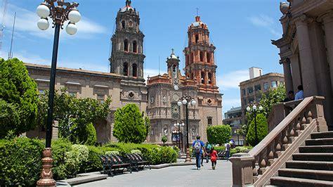 colonial charm of san luis potosi mexico visitmexico sunday coffee with jeb senior citizen travel