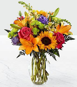 Top 10 Ftd Flower Bouquets by The Ftd 174 Best Day Bouquet Vase Included