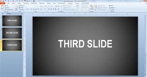 simple animated text effect to make stunning powerpoint