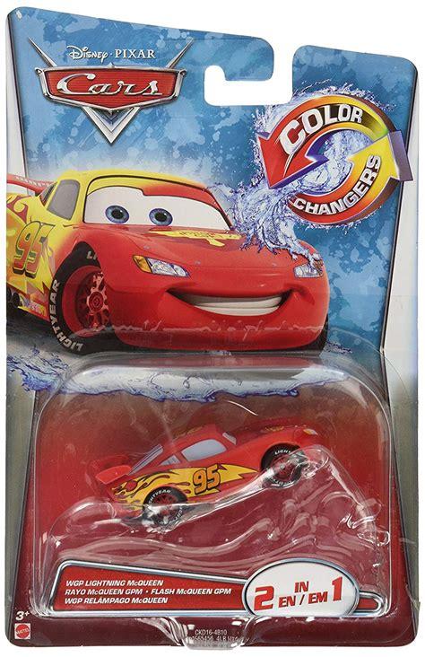 color changer disney pixar cars color changer lightning mcqueen