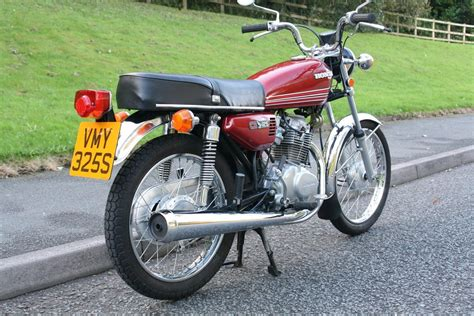 honda cg restored honda cg125 1978 photographs at bikes