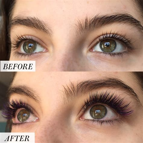 Lash For Eyelash Extension what are mermaid lash extensions i tried them to find out