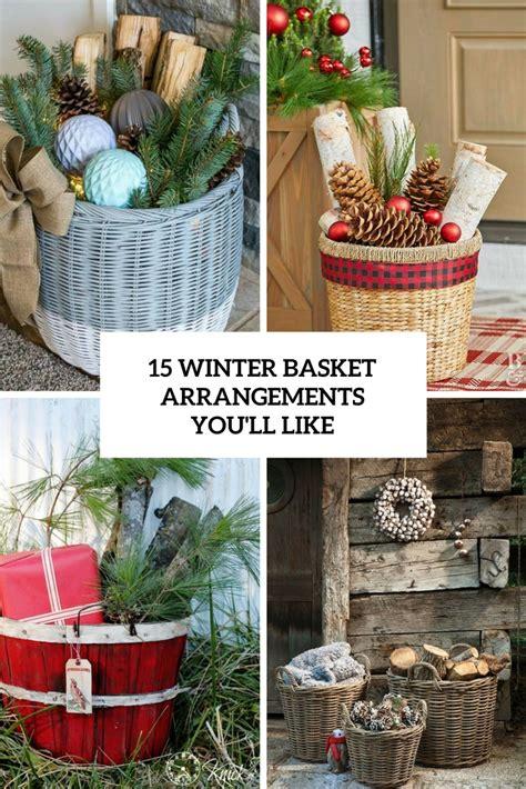 kinderzimmer einrichten ideen 3880 15 winter basket arrangements you ll like wohnidee by woonio