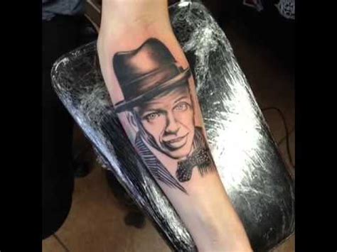 brendonurie sinatra tat by rich pineda youtube