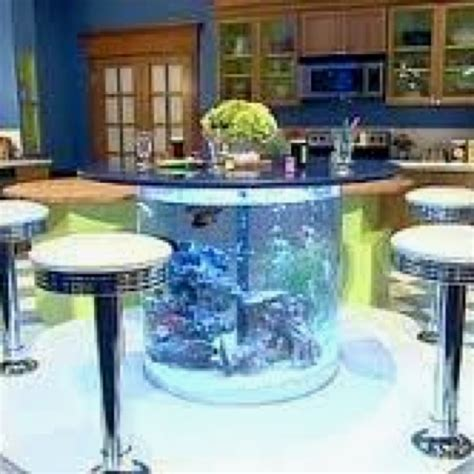 Fish Tank Dining Room Table by Fish Aquarium Table Aquariums