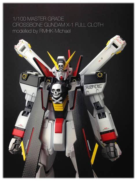 Mg Crossbone Gundam X 1 Fullcloth Amazing Mg 1 100 Crossbone Gundam X 1 Cloth Anti