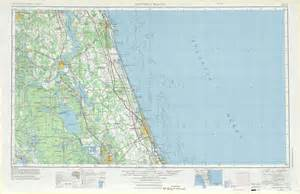 topographical map of florida daytona topographic maps fl usgs topo