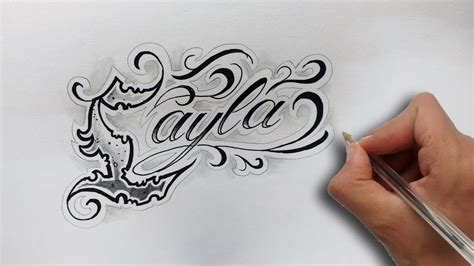 tattoos letras dise 241 o letras lettering line nosfe ink