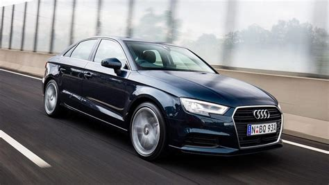 Audi Limousine A3 by Audi A3 2016 Review First Australian Drive Carsguide