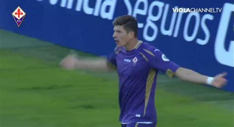 gomes portiere fiorentina buona la prima in copa euroamericana gomez