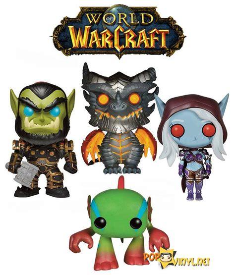 Funko Pop Vinyl World Of Warcraft Durotan world of warcraft pop vinyls murloc funko i need dis and vinyls