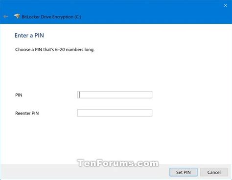 windows 10 operating system tutorial turn on or off bitlocker for operating system drive in