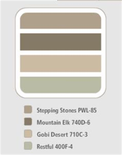paint colors on behr revere pewter and
