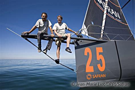 bateau safran jacques vabre news voile 09112200 transat jacques vabre 2009 si loin si