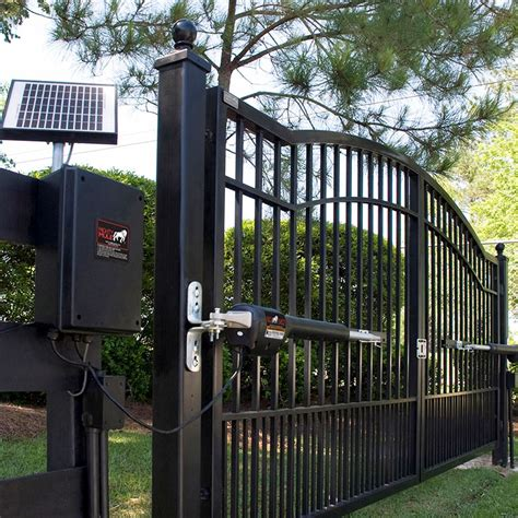 automatic swing gate systems automatic gate opener dual swing gate opener agri supply