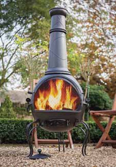 chiminea replacement chimney murcia large chiminea 56063b