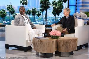 role playing in the bedroom tracy morgan opens up on the ellen degeneres show daily