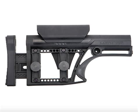 Luth Mba 1 Rifle Buttstock by Mba 1 Modular Buttstock Assembly By Luth Ar Ar 15 Gun
