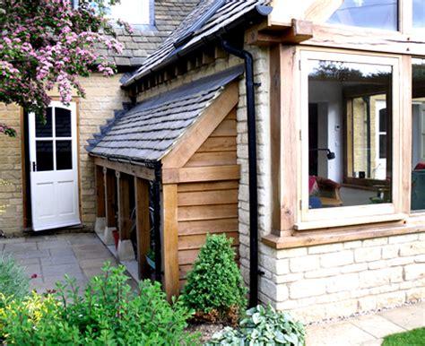 oak framed garden room   lovely cotswold village