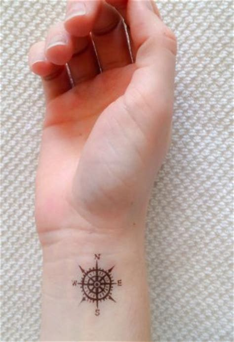 15 compass tattoo designs for both men and women pretty
