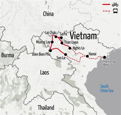 vietnam cycling holidays  cycling tours cycling