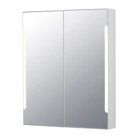 spiegelschrank 2 türen storjorm spiegelschrank m 2 t 252 ren int bel 80x14x96 cm
