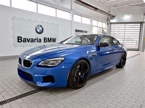 new bmw m6 2018 new 2018 bmw m6 coupe coupe in edmonton 18m64867