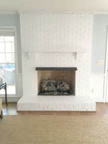 25 best ideas about brick fireplace wall on pinterest