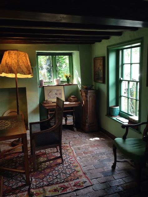 what are the small rooms that monks lived in called thelittlehermitage brick flooring cottages and the end