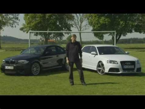 Bmw 1er Coupe Adac by Audi Rs3 Gegen Bmw 1er M Coup 233