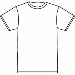 Blank T Shirt Design Template blank tshirt template clipart best