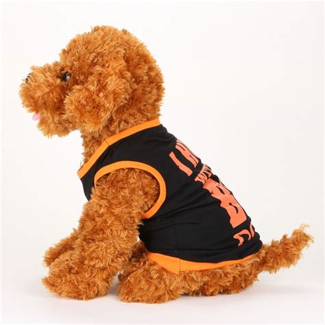 puppy clothes boy commoditier i hunt with big dogs summer puppy clothes puppy clothing