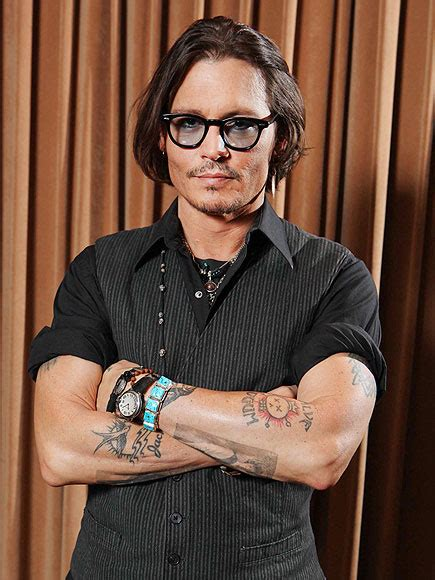 skull tattoo johnny depp 100 s of johnny depp tattoo design ideas picture gallery