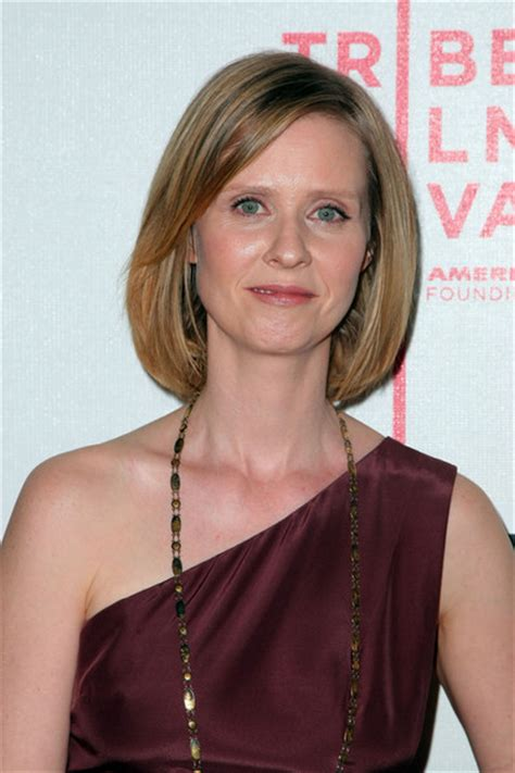 Softened Bob Hairstyle by And The City Miranda Hobbes Cynthia Nixon