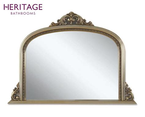 traditionelle badezimmerspiegel nostalgischer badezimmer spiegel traditioneller