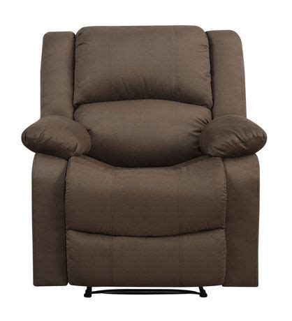 super recliner lifestyle solutions ovida super soft padded recliner