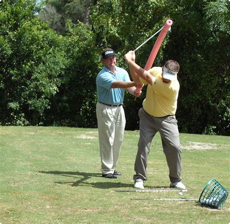 golf swing program lesson programs