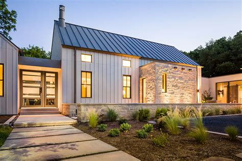 Contemporary Farm House | modern farmhouse olsen studios