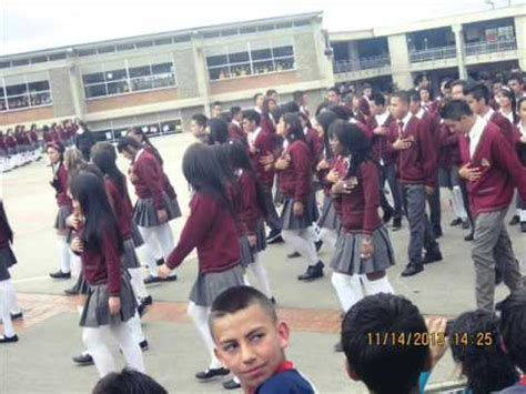 colegio enrrique olaya herrera promoci 243 n 2o14 colegio enrique olaya herrera youtube