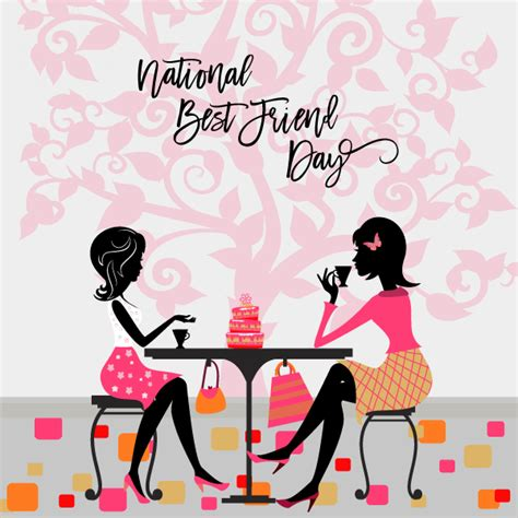 best friends day national best friend day it s a day to honor our best friends