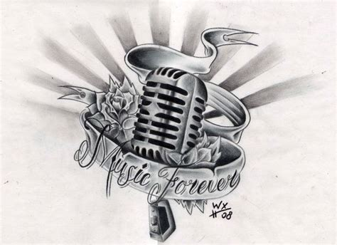 tribal microphone tattoo 409 best images about ideas on tribal