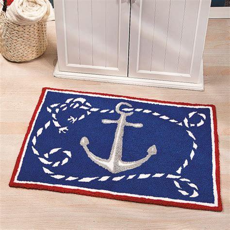 nautical hooked rugs nautical hooked rug trading discontinued nautical classroom theme