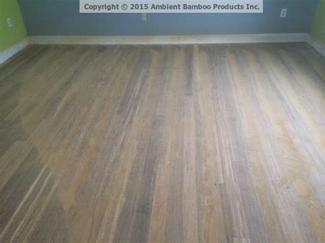 Bamboo Flooring  Refinished  Simple Guide
