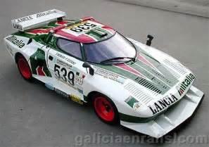 Lancia Stratos 5 Lancia Stratos ワイフに片想い