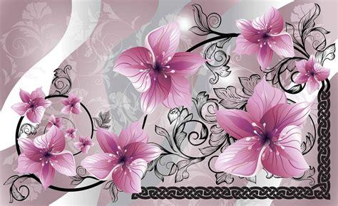 poster fiori carta da parati fiori motivo floreale europosters it