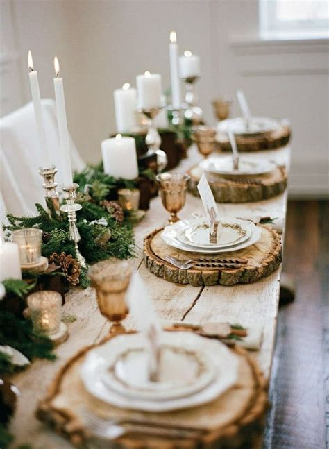 christmas table decorations to make at home 25 ideas to help set your holiday tables holiday tables